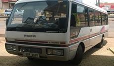 Coaster Bus