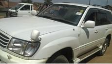 Land Cruiser V8