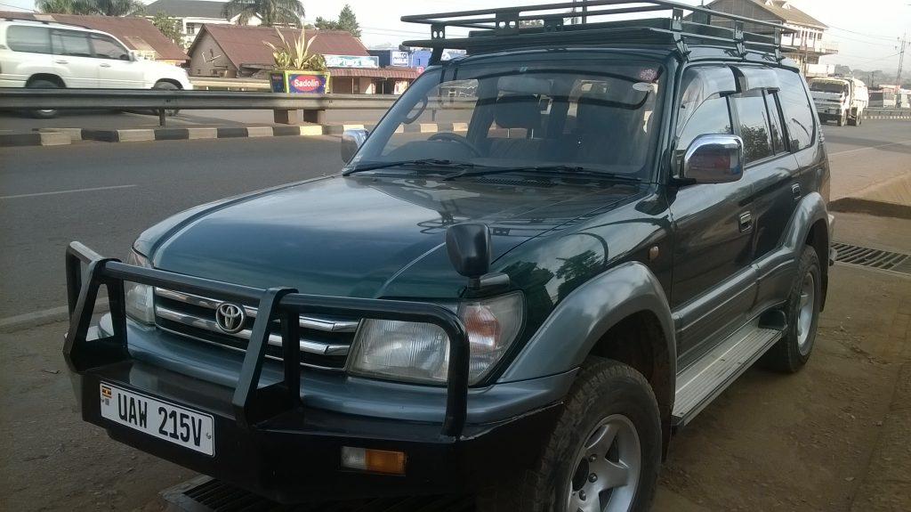 Car Hire Uganda